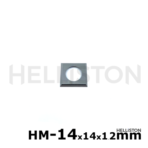 HM Kõvametall pöördtera, freesitera, frees, höövlitera, tera preesipeale, 14 x 14 x 1,2 mm