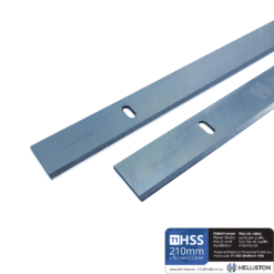 T1 HSS Wolfram 18% Planer Blades 210 x 16,5 x 1,5mm, Thicknesser blades, Planer, Thicknesser, thickness planer, jointer blades, surface planer, jointer-planer, buzzer, flat-top, combo, Scheppach HMS850, Einhell TH-SP 204, TC-SP 204, POW X204/A, Zipper ZI-HB204, Atika ADH 204, Feider F1120RD, Feider F1120RD-2, Güde GADH 200, 204, POW X204, POW X204A, Mini Compacta, 200/2, Lumag HOB 204, Erbauer 052 BTE, WM 1004, CHARNWOOD W588/1, MB9020, Europe, Germany, England, Great Britain, France, de, fr, co.uk, resharpanable, sharpanable, planer blade sharping, sharp, durable, Canada, USA, Australia, UK, Carpentry, woodworking, quality, recommend, reviews, for sale, Helliston